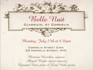 Classical At Cornelia