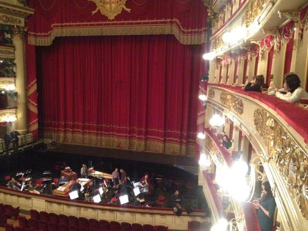 Living La Scala
